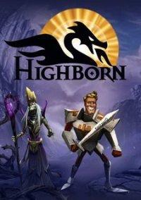 Обложка Highborn