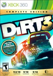 Обложка Dirt 3: Complete Edition