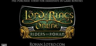 The Lord of the Rings Online: Riders of Rohan. Видео #1