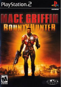 Обложка Mace Griffin Bounty Hunter