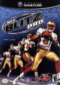 Обложка NFL Blitz Pro
