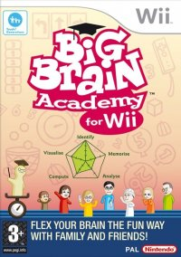 Обложка Big Brain Academy for Wii