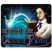 Обложка The Mystery of the Crystal Portal