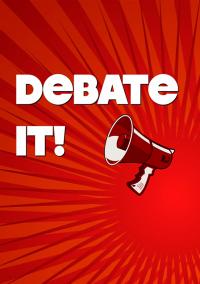 Обложка Debate It!