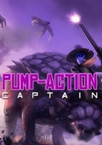 Обложка Pump-Action Captain