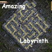 Обложка Amazing Labyrinth