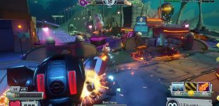 Plants vs. Zombies: Garden Warfare 2. Геймплейный трейлер