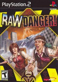 Обложка Raw Danger!