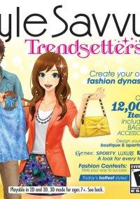 Обложка Style Savvy: Trendsetters