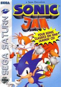 Обложка Sonic Jam