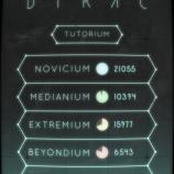 Скриншот DIRAC