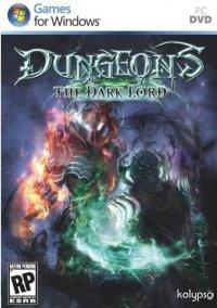 Обложка Dungeons: The Dark Lord