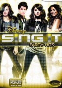 Обложка Disney Sing It: Party Hits