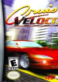 Обложка Cruis'n Velocity