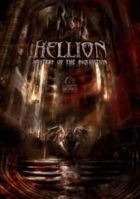 Обложка Hellion: Mystery of the Inquisition