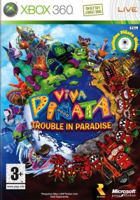 Обложка Viva Pinata: Trouble in Paradise