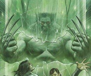Вкомиксах Marvel появится очень крутой зомби-Халк скогтями Росомахи