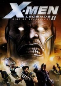Обложка X-Men Legends 2: Rise of Apocalypse