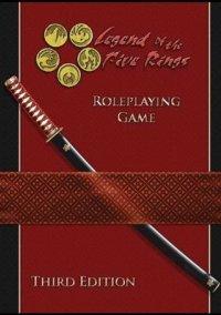 Обложка Legend of the Five Rings: Ronin