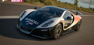 Forza Horizon 3. Трейлер Duracell Car Pack