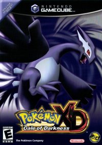Обложка Pokémon XD: Gale of Darkness