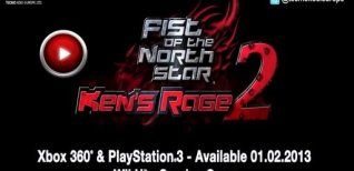 Fist of the North Star: Ken's Rage 2. Видео #3