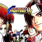 Обложка The King of Fighters '98