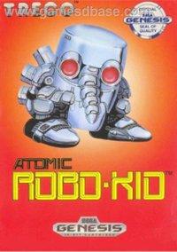 Обложка Atomic Robo-Kid