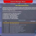 Скриншот NHL Eastside Hockey Manager 2005 – Изображение 4