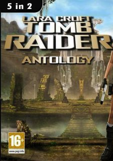 Tomb Raider Antology