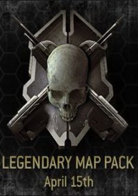 Обложка Halo 3 Legendary Map Pack