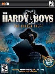 Обложка Hardy Boys: The Hidden Theft