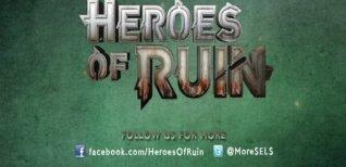 Heroes of Ruin. Видео #3