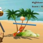 Скриншот Pirate Parrot Egg Drop Rush XD - Amazing Caribbean Rescue Adventure Challenge – Изображение 5