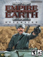 Обложка Empire Earth 2: The Art of Supremacy
