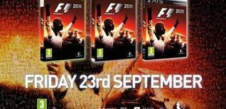 F1 2011. Видео #2