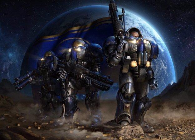 Сравниваем графику StarCraft: Remastered с оригинальной StarCraft