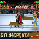 Скриншот Wrestling Revolution