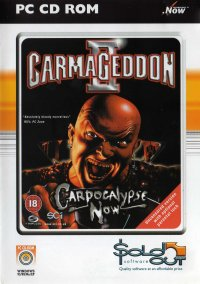 Обложка Carmageddon 2: Carpocalypse Now!