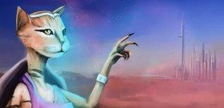Galactic Inheritors. Представление проекта
