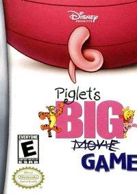 Обложка Piglet's Big Game