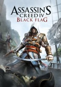 Обложка Assassin's Creed 4: Black Flag