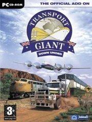 Обложка Transport Giant: Down Under