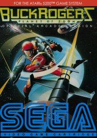Обложка Buck Rogers: Planet of Zoom
