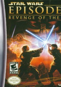 Обложка Star Wars Episode III: Revenge of the Sith