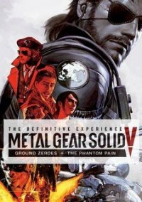Обложка Metal Gear Solid V: The Definitive Experience