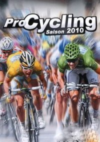 Обложка Pro Cycling Manager Season 2010