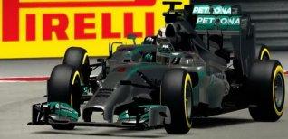F1 2014. Видео #7