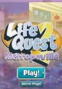 Обложка Life Quest 2: Metropoville