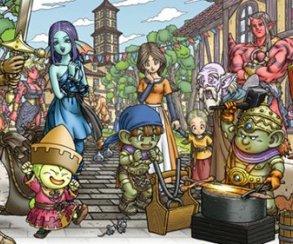Dragon Quest для Wii U анонсируют на TGS 2012